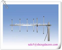 vertical 66 88 mhz 7dbi 1000mm omni direcional yagi antena fm