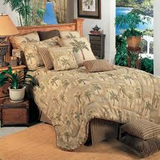 Tommy Bahama Comforter Set King Shop Karin Maki Palm Grove Bed Linens The Home Decorating Company
