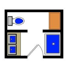 Small Bathroom Design Plans 17 Best Master Bathroom Floor Plans Images On Pinterest Bathroom