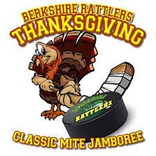 berkshire rattlers 4th annual thanksgiving classic jamboree hockey