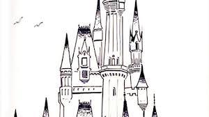 cartoon disney castle drawing video dailymotion