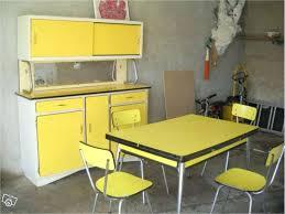 table cuisine vintage table de cuisine en formica table et chaises en formica graine