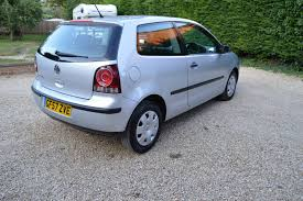 2007 57 volkswagen polo 1 2 60 bhp e 48000 miles warranted 3 door