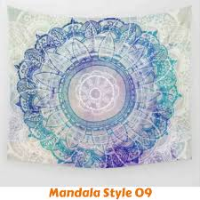 Decorative Styles Decorative Wall Hanging Mandala Blankets Various Styles Free