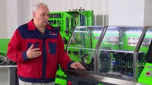 dimed expert test bench for common rail pumps u0026 injectros youtube