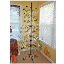 wrought iron tree 7ft black wrought iron