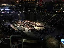 madison square garden section 202 row 4 seat 1 u2 tour