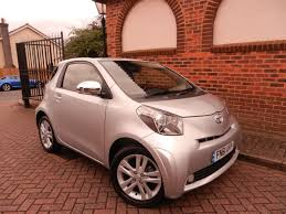 used toyota iq 1 3 for sale motors co uk