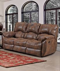 Southern Motion Reclining Sofa by Duck Commander Weston Double Reclining Sofa By Southern Motion