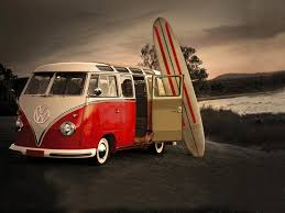 volkswagen bus art backgrounds vw volkswagen combi van bus beach art x with camper
