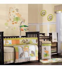 carter u0027s wildlife 4 piece crib bedding set