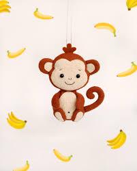 birthday decorations baby monkey party decorations