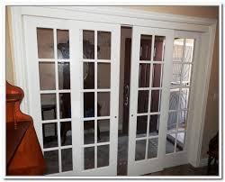 Sliding French Patio Doors With Screens Indoor Screen Door Indoor Glass Door Replacement In Racine Wi