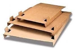 cardboard attic baffles 16
