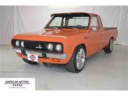 datsun pickup 1978 datsun pickup for sale classiccars com cc 924746