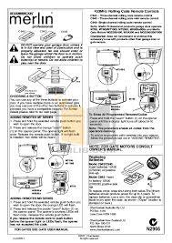 How To Reprogram Genie Garage Door Keypad by How To Program A Garage Door Remote On Liftmaster Garage Door