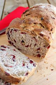 Yeast For Bread Machines Cranberry Walnut U0026 Oat Bread Shape And Bake Like French Bread