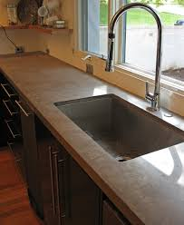 Black Kitchen Countertops by Simple Kitchen Sink Ideas 7376 Baytownkitchen