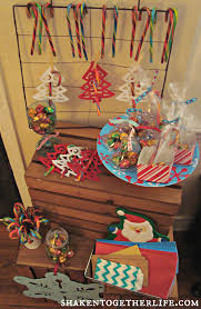 jingle sugar cookies u0026 holiday candy station shaken together