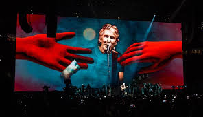 roger waters bashes trump in td garden show angering some boston