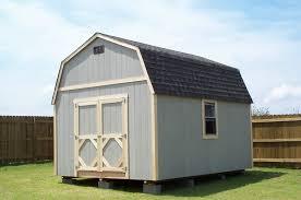 storage buildings built on site backyard barns rogers ar photos