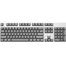 max ansi 104 key cherry mx replacement keycap set blank