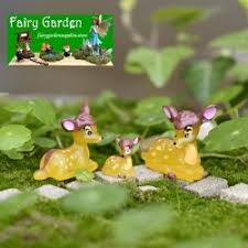 deer cheap gardens deer shop diy miniature garden