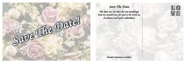 make your own save the date save the date cards and photo postcards for weddings