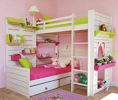 White Loft Beds For Girls With Desk Underneath At Stores Bunk - Girls bunk bed with desk