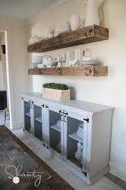 diy kitchen cabinets kreg diy sideboard shanty 2 chic