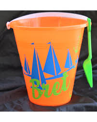 personalized buckets new savings on personalized buckets sand pails kids gifts toys