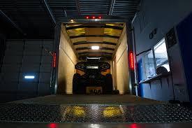 enclosed trailer led lights 12v led panel light for vehicles trailers 1x1 3 000 lumens 35w