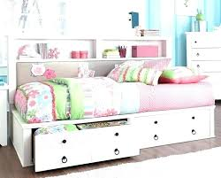 Daybed With Storage Underneath Daybed With Storage Exciting Size Daybeds With Storage Day