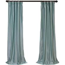 Turquoise And Grey Curtains 120