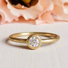 ethical engagement rings isolde ethical engagement ring in 18ct fairtrade gold shakti