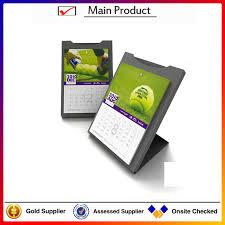 Desk Calendar Custom Custom Desk Calendar Printing Wholesale Offset Printing Oem