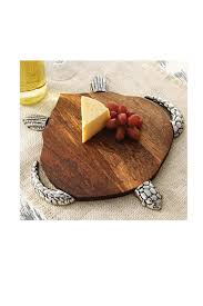 mud pie cutting boards mud pie turtle cutting board from florida by decorative arts