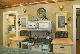 antique kitchen baking centers old fashioned small kitchens ideas