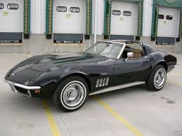 what year did the corvette stingray come out 144 best chevrolet corvette 68 69 70 images on chevy