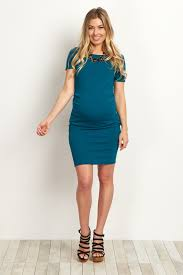 fitted dresses black sleeve fitted maternity dress