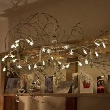 Pink Butterfly Fairy Lights by Indoor Star Fairy Lights With 30 Warm White Leds By Lights4fun