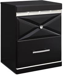 nightstand dazzling nightstand perugia marble top jwi black chic