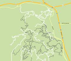 Griffith Park Map Griffith Park Hiking Route Best Hiking Route