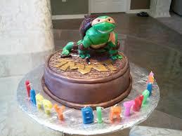 teenage mutant ninja turtle birthday cake ideas u2014 marifarthing