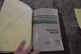 polk equipment service tech manuals