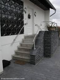 treppen im au enbereich detailansicht treppe außen bild 11 ansicht 2 natursteinwerk