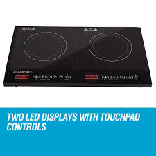 Euro Cooktops 2000w Induction Cooktop Shop Euro Chef Induction Cooktops