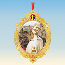 the vatican ornaments your 1st one is free the