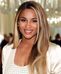 hairstyles for giving birth ciara lost 20 pounds just four weeks after giving birth instyle