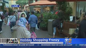 Citadel Outlet Map Citadel Outlets Buzzing Early On Black Friday Cbs Los Angeles